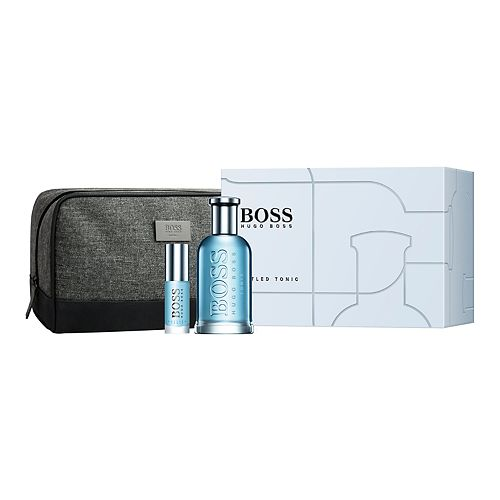 Boss Bottled Tonic by HUGO BOSS Men's Cologne Gift Set ($99 Value)