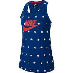 f424f8f59ef Women's Nike Racer Star Graphic Tank