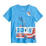 Toddler Boy Jumping Beans® Pocket Graphic Tee