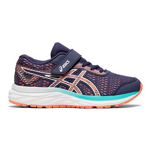 ASICS Excite 6 Preschool Girls' Sneakers