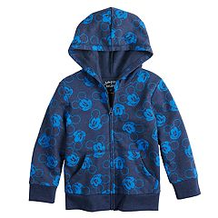 8e0df0713 Disney's Mickey Mouse Toddler Boy Graphic Zip Hoodie by Jumping Beans®