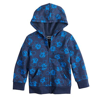 Disney's Mickey Mouse Toddler Boy Graphic Zip Hoodie by Jumping Beans®