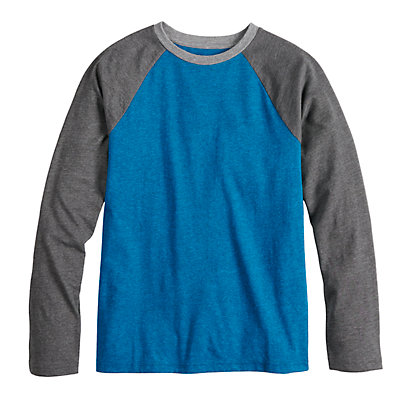 Boys 8-20 Urban Pipeline® Raglan-Sleeve Tee