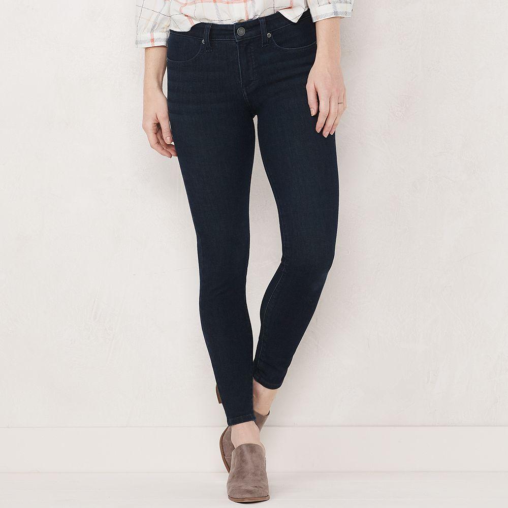 Petite LC Lauren Conrad Super Skinny Jeans