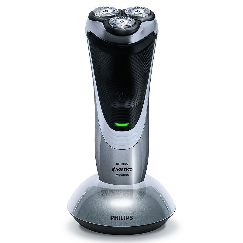 Philips Norelco Electric Shaver 4400 Pop Up Trimmer, Black