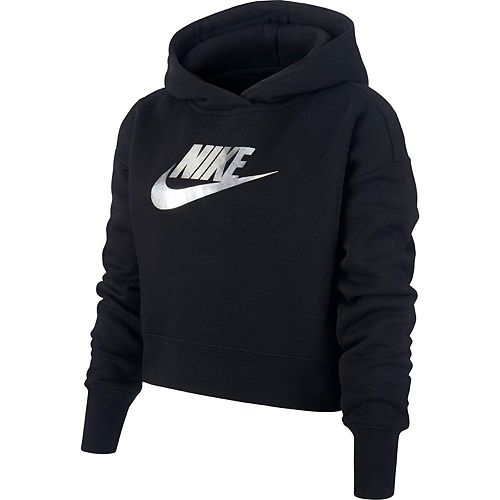 Girls 7-16 Nike Cropped Hoodie