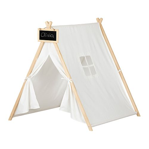 South Shore Sweedi Play Tent with Chalkboard