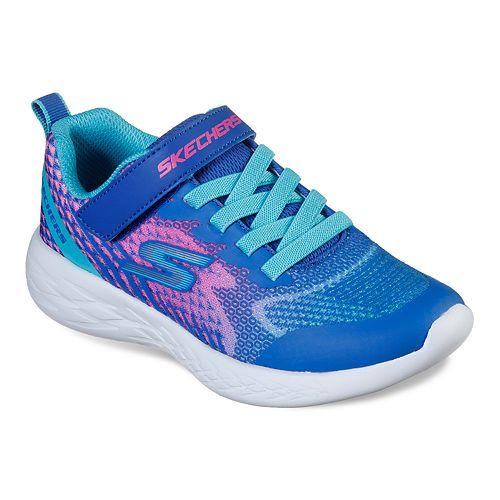 Skechers GOrun 600 Sparkle Runner Girls' Sneakers