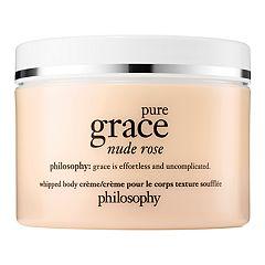 philosophy pure grace nude rose Body Creme
