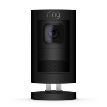 Ring Stick Up Cam Battery HD Security Camera w/Two-Way Talk + $11 Credit