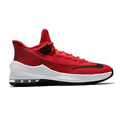 Nike Air Max Infuriate II Mid Grade School Boys' Basketball Shoes