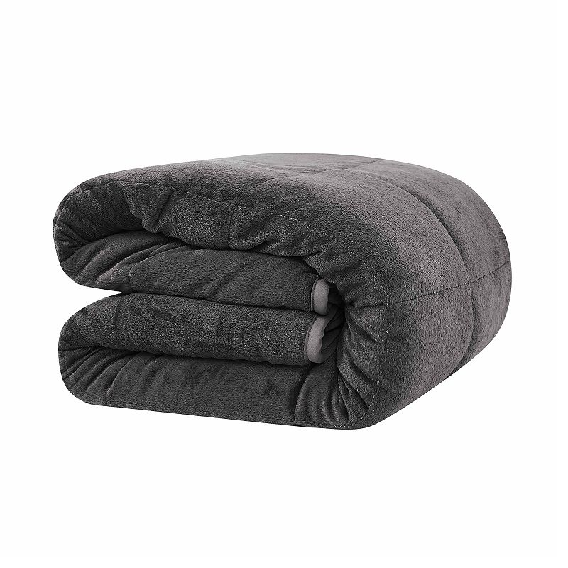 Altavida Mink 20-lb. Weighted Blanket, Grey
