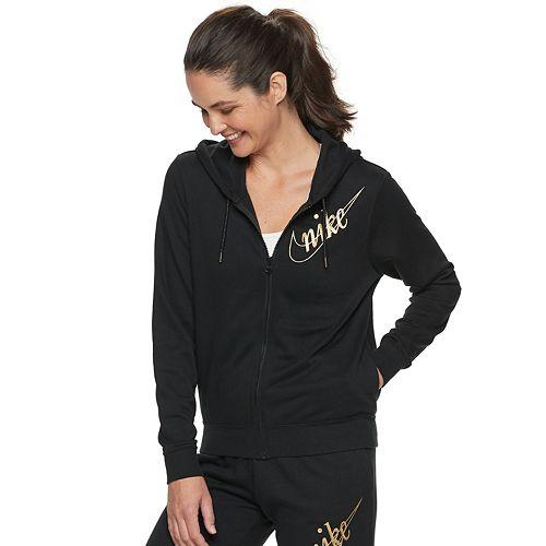 Women's Nike Sportswear Full-Zip Fleece Hoodie