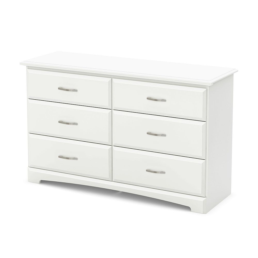 South Shore Callesto 6-Drawer Double Dresser