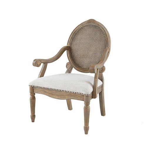 Madison Park Cole Cane Chair