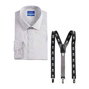 Men's Apt. 9® Slim-Fit Occasion Print 2-Piece Set