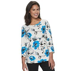Women's Cathy Daniels Floral Top