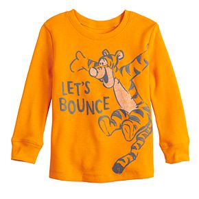 Toddler Boy Disney's Winnie the Pooh Let's Bounce Long-Sleeve Graphic Tee by Jumping Beans®