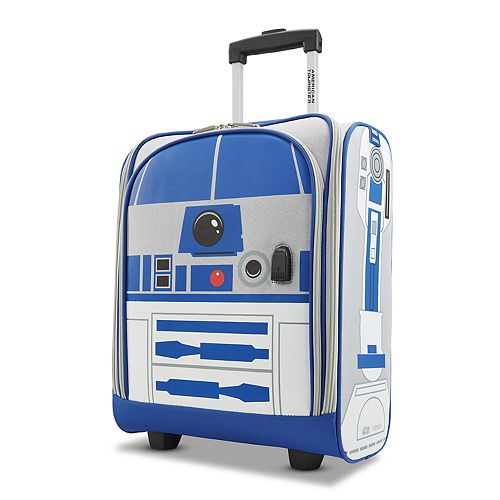 American Tourister Star Wars R2D2 Underseater Wheeled Luggage