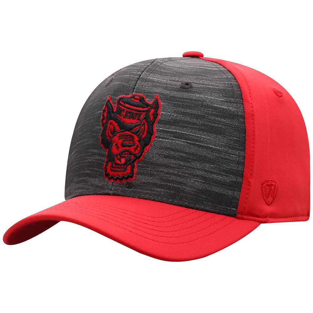 Men's Top of the World NCAA North Carolina State Wolfpack Pepper Hat