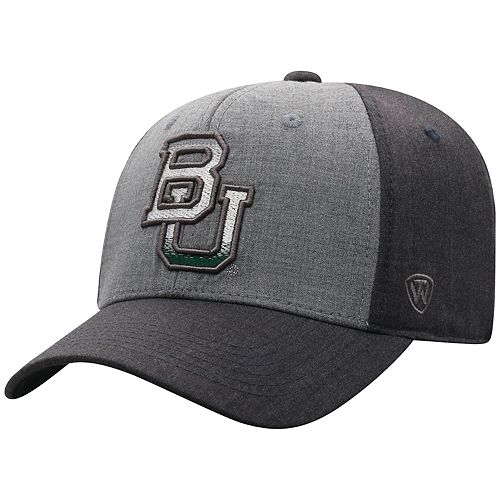 Men's NCAA Baylor Bears Top of the World Powertrip Hat