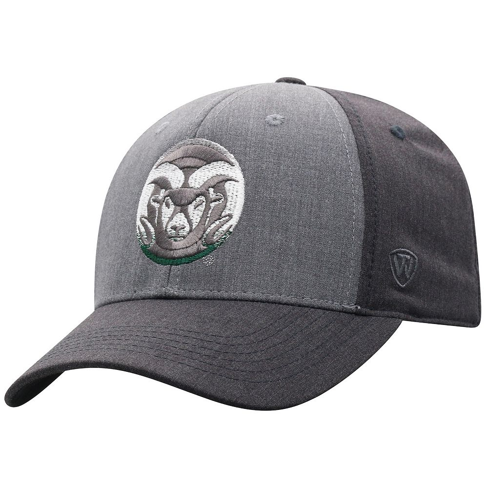 Adult Top of the World Colorado State Rams Power Trip Cap