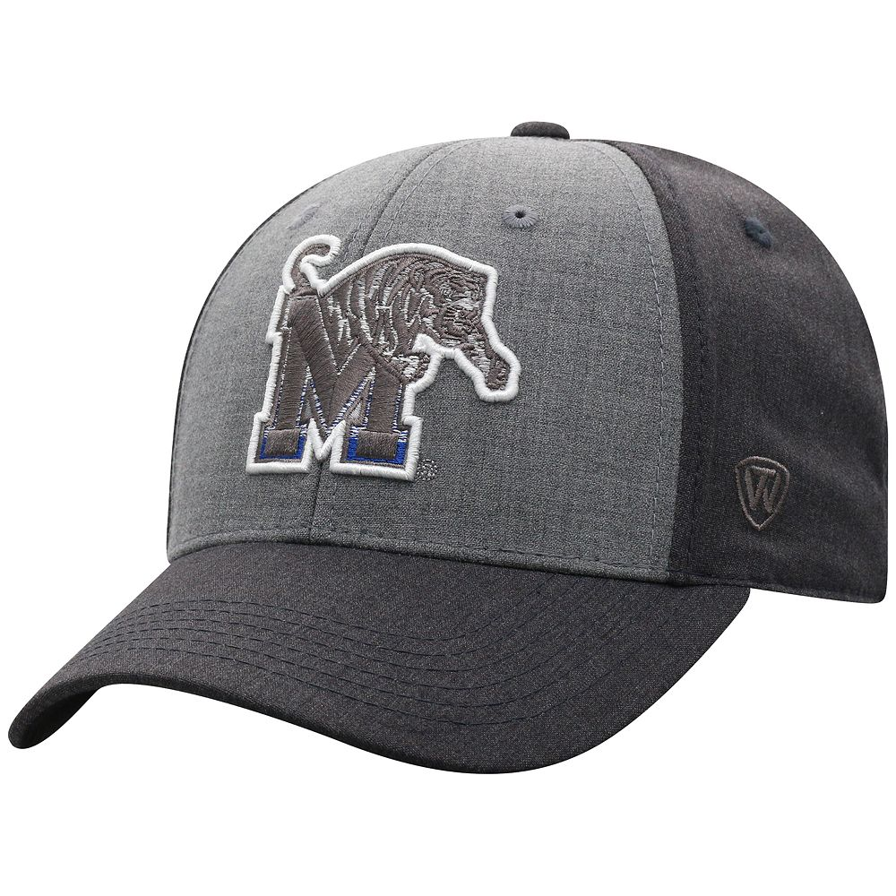 Men's NCAA Memphis Tigers Top of the World Powertrip Hat