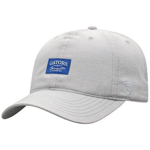 Mens NCAA Top of the World NCAA Florida Gators Adjustable Hat