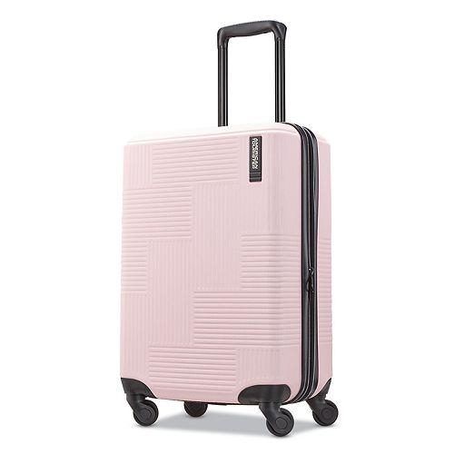 7ddeea6cfb6d American Tourister Stratum XLT Hardside Spinner Luggage