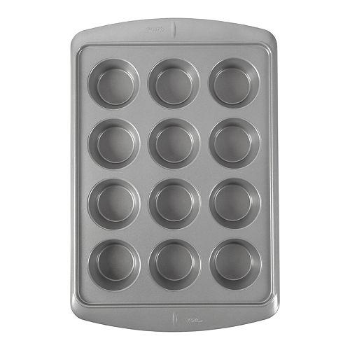 Wilton Ever-Glide Premium Nonstick 12-Cup Muffin Pan