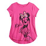 Disney's Minnie Mouse Girls 4-12 Graphic Tee by Jumping Beans®