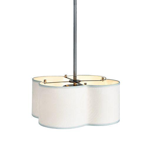 Patterson 2 Semi-Flush Light