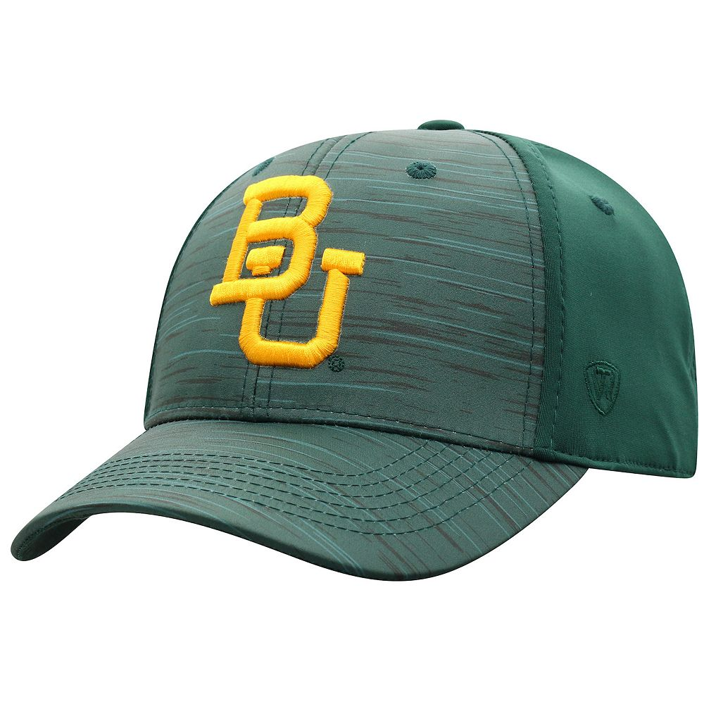 Adult Top of the World Baylor Bears Intrude Flex-Fit Cap