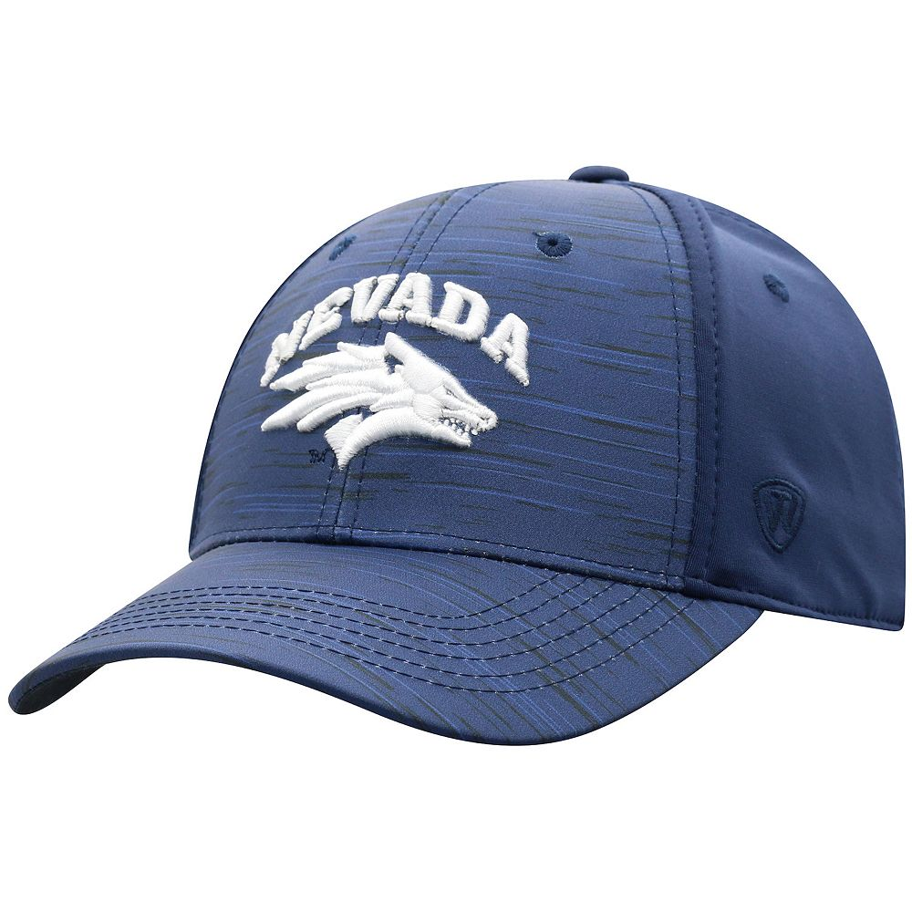 Adult Top of the World Nevada Wolf Pack Intrude Flex-Fit Cap