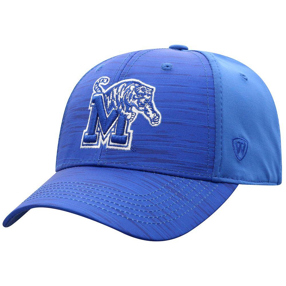 Adult Top of the World Memphis Tigers Intrude Flex-Fit Cap