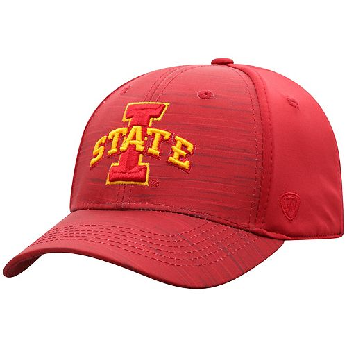 Adult Top of the World Iowa State Cyclones Intrude Flex-Fit Cap