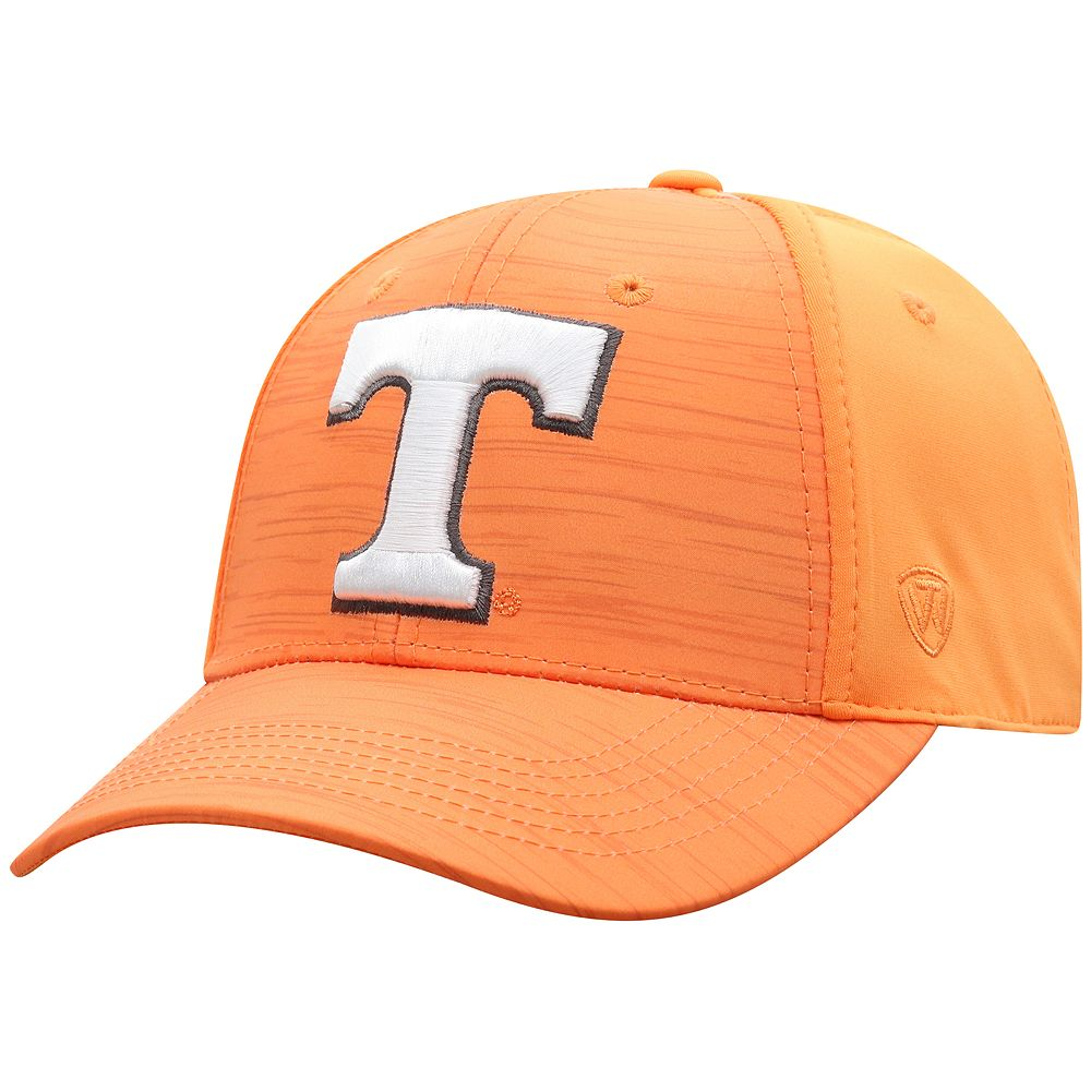 Men's NCAA Tennessee Volunteers Top of the World NCAA Intrude Hat