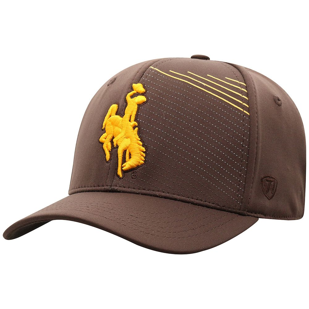 Adult Top of the World Wyoming Cowboys Sling Hat