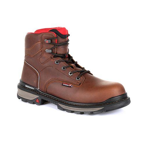Rocky Rams Horn Men's Waterproof Work Boots