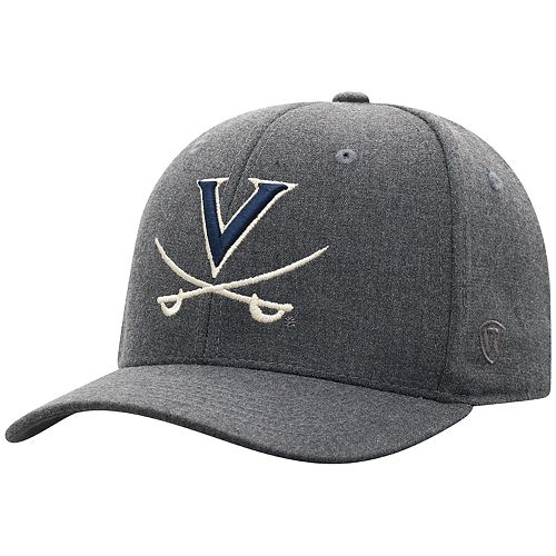 Top of the World NCAA University of Virginia Cavaliers Alpha One Fit Hat