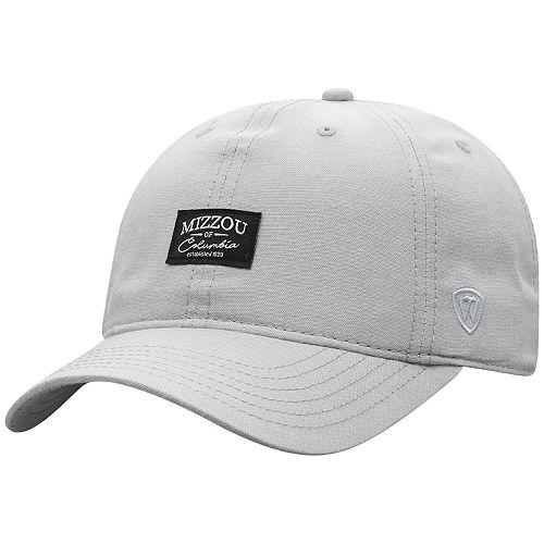 Men's NCAA Missouri Tigers Top of the World NCAA Ante Adjustable Hat