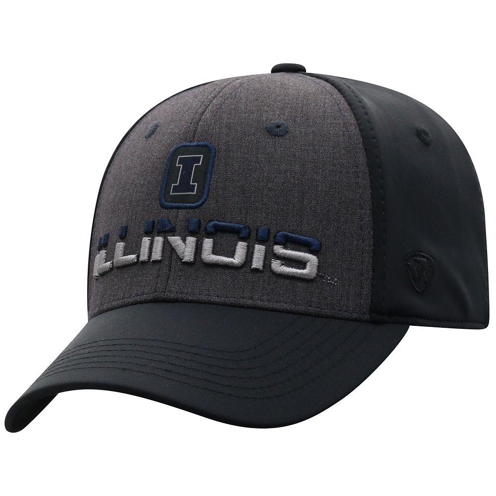 Top of the World NCAA Illinois Fighting Illini Tag Hat