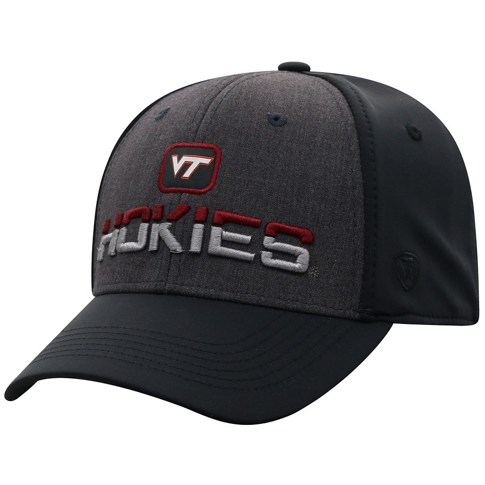 Men's Top of the World NCAA Virginia Tech Hokies Tag Hat