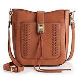 Mellow World Ashlyn Whipstitch Crossbody Bag