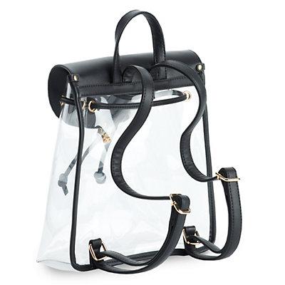 Mellow World Harley Transparent Backpack