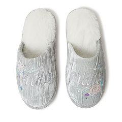 Women's Dearfoams Bridesmaid Slippers