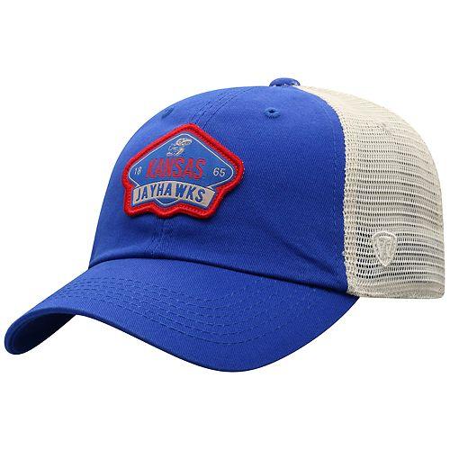 Top of the World NCAA Kansas Jayhawks Nitty Hat
