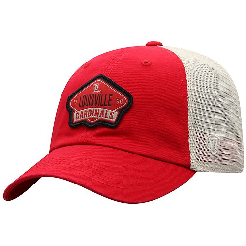 Top of the World NCAA Louisville Cardinals Nitty Hat