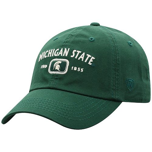 high fashion good looking best deals on Adult Top of the World Michigan State Spartans Intellect Hat