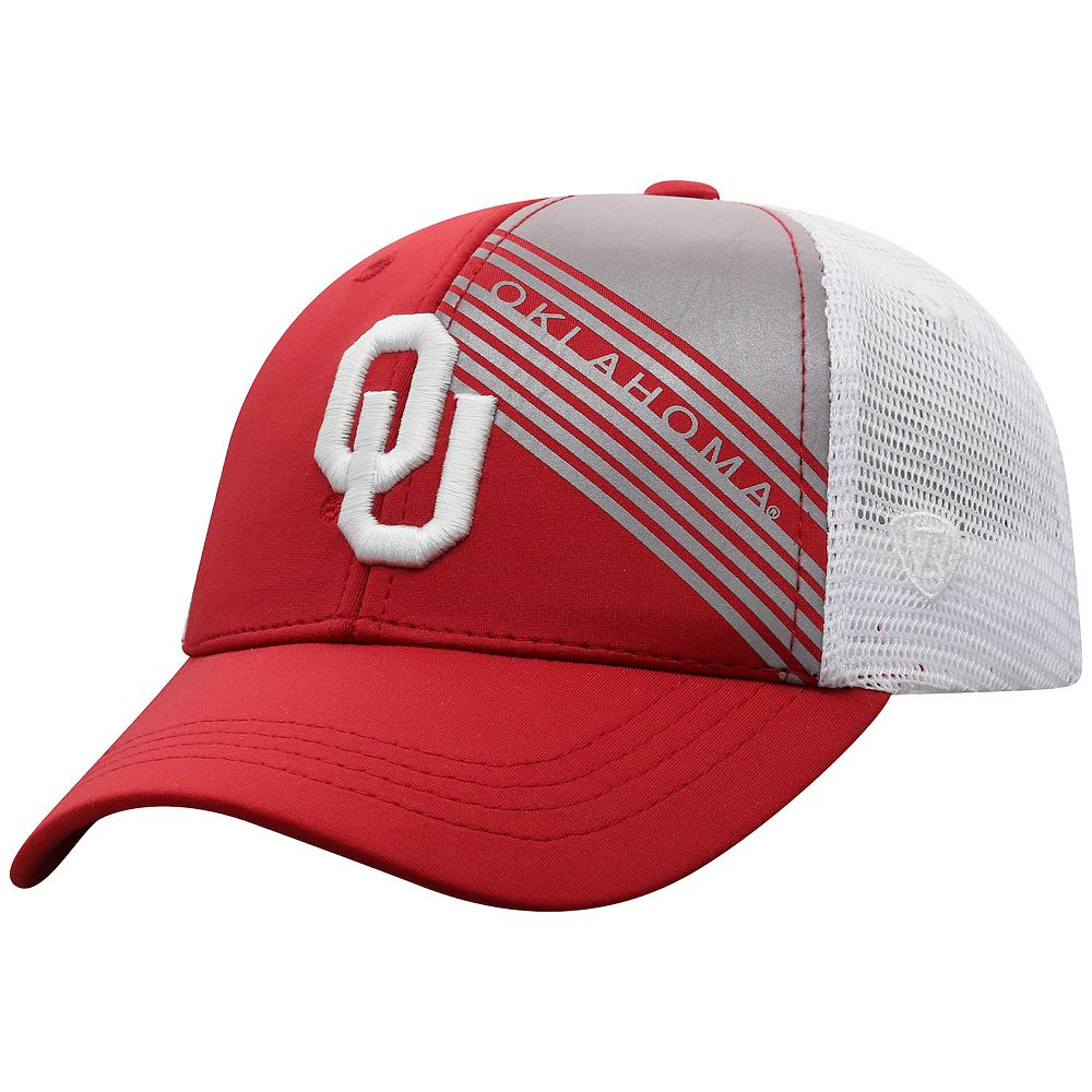 Youth Top of the World Oklahoma Sooners Timeline Hat